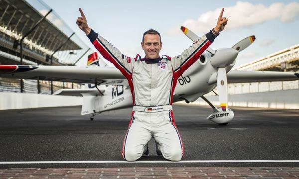 Matthias Dolderer : Red Bull Focus