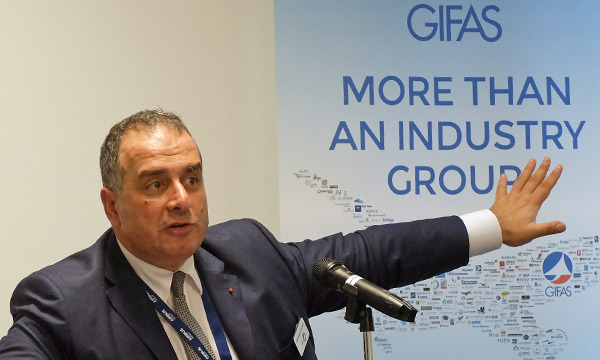 Gifas, a player for french-japanese cooperation